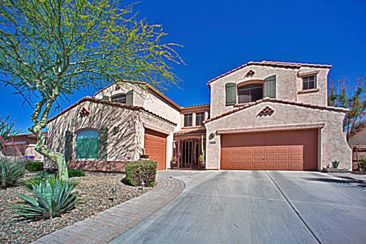 Lagos Vistoso Chandler Homes For Sale