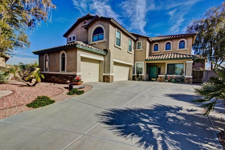 Homes for Sale in Maricopa AZ – Resort-Like Luxury!