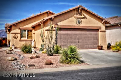 gold canyon home for sale